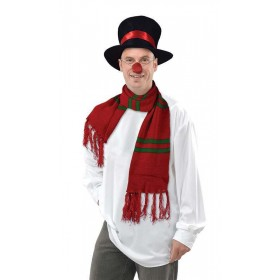 Snowman Kit Cartoon Outfit - One Size
