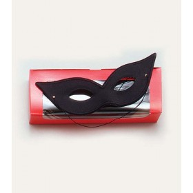 Flyaway Domino Black (Fancy Dress Eyemask)