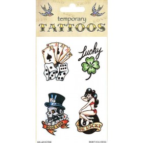 Tattoos. Good Luck Theme Accessories