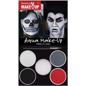 Dracula/Skull Aqua Make Up Makeup