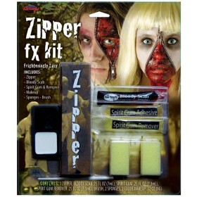 Zipper Fx Kit Makeup