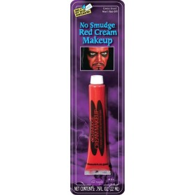 Non Smudge Red Make Up 12Ml (Halloween , Clowns Make Up)