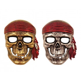 Pirate Skull Mask Masks