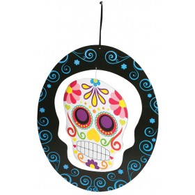 Day Of The Dead Moblie Halloween Accessory