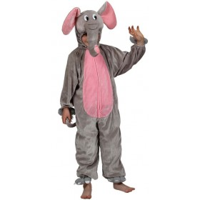 Kids Elephant Fancy Dress Costume