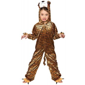 Kids Tiger Fancy Dress Costume
