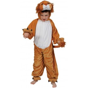 Kids Lion Costume Fancy Dress Costume
