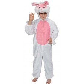 Kids Bunny Rabbit Fancy Dress Costume