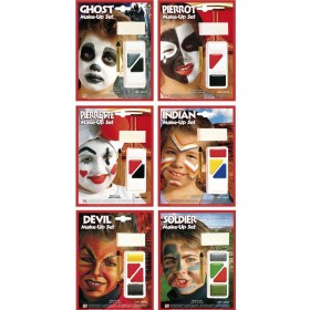 Character Makeup Set 6 Styles - Fancy Dress