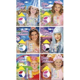 Glitter Girl Makeup Set - Fancy Dress