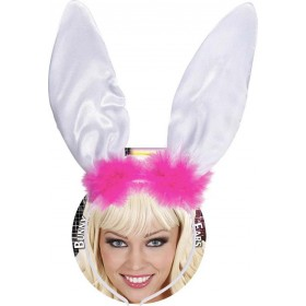 Satin Bunny Ears Accessories