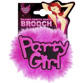 Party Girl Brooches Jewellery