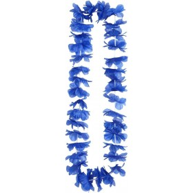 Hawaiian Leis - Blue Accessories - (Blue)
