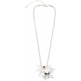 Spiderweb & Spider Necklaces Jewellery