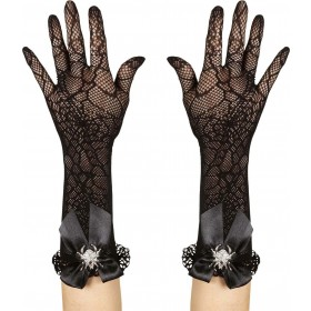Strass Spider Spidermesh Gloves Gloves