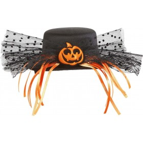 Pumpkin Mini Top Hats Hats