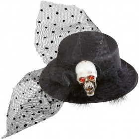 Skull Mini Top Hats Hats
