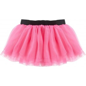 Neon Tutu - Pink Outfit - (Pink)