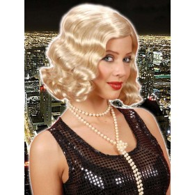Roaring 20S Wig Blonde - Fancy Dress (1920S)