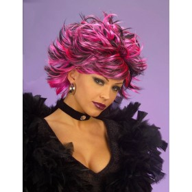Sexy Shaz Wig 6 Colours - Fancy Dress (Sexy)