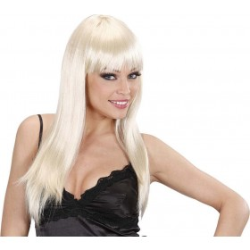 Ladies Beautiful Wig - Blonde Wigs - (Blond)