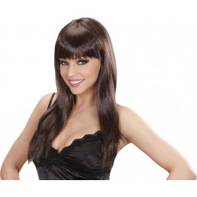 Ladies Beautiful Wig - Brown Wigs - (Brown)