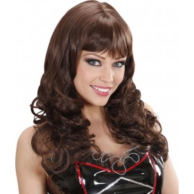 Ladies Katy Wigs - Brown (Dream Hair) Wigs - (Brown)