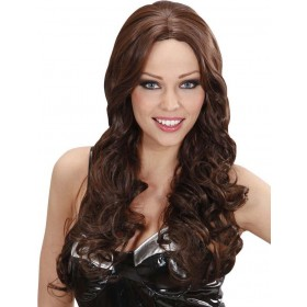 Ladies Gisele Wigs- Brown (Dream Hair) Wigs - (Brown)