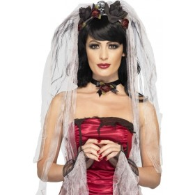 Ladies Gothic Bride Kit Halloween Disguises