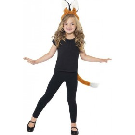 Child Unisex Fox Kit Disguises