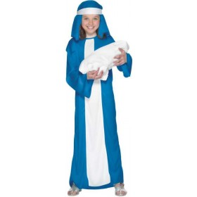 Mary Fancy Dress Costume Girls (Christmas)