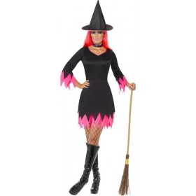 Ladies Witch Costume Halloween Outfit