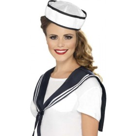 Ladies Sailor Instant Kit Sailor Outfit - One Size