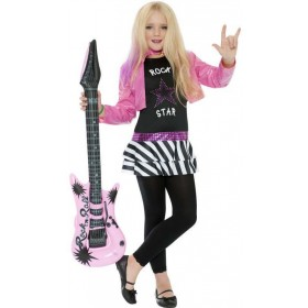 Rockstar Glam Fancy Dress Costume