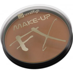 Make-Up Fx,Light Brown Aqua Face And Body Paint Light Brown(Army, Fancy Dress Face Paint)