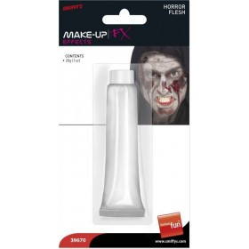 Horror Flesh Tube Facepaints - (White)