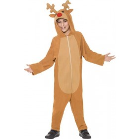 Boys Reindeer Boy Costume Christmas Outfit