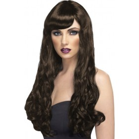 Desire Wig (Halloween Wigs) - Brown