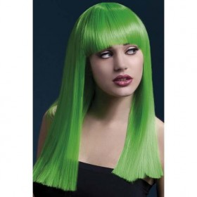 Fever Alexia Wig, 19Inch/48Cm Wigs - (Green)