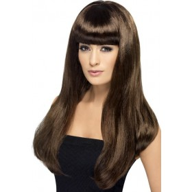 Babelicious Wig Wigs - (Brown)