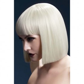 Fever Lola Wig, 12Inch/30Cm Wigs - (Blonde)