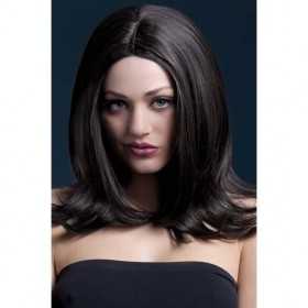 Fever Sophia Wig, 17Inch/43Cm Wigs - (Brown)
