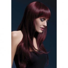 Fever Sienna Wig, 26Inch/66Cm Wigs - (Black, Purple)