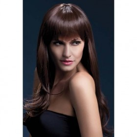 Fever Sienna Wig, 26Inch/66Cm Wigs - (Brown)