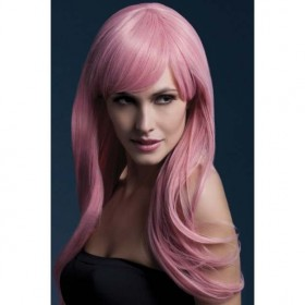 Fever Sienna Wig, 26Inch/66Cm Wigs - (Pink)