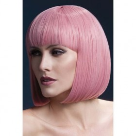 Fever Elise Wig, 13Inch/33Cm Wigs - (Pink)