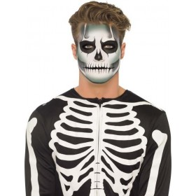 Glow In The Dark Skeleton Kit Facepaints