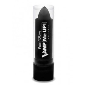 Paint Glow Vamp Me Up Lipstick Black Halloween Accessory