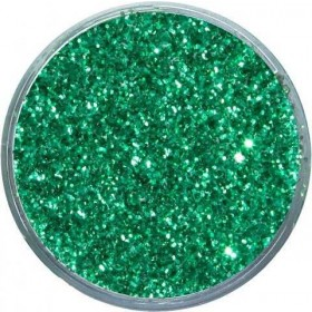 Glit Dust - Bright Green 12Ml (Snazaroo)