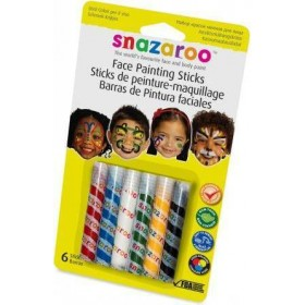Face Paint Sticks / Unisex (Snazaroo)